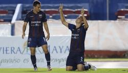 Jairo Vélez aportó con doble asistencia en el triunfo de Atlante