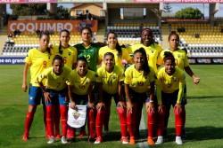 Ecuador sufrió una estrepitosa goleada en la Copa América femenina