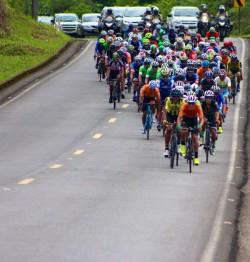 Ciclistas de siete países competirán en la Vuelta a Ecuador