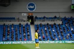 Reino Unido anuncia la vuelta parcial de espectadores a estadios deportivos