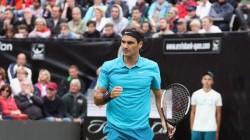 Federer gana en Sttutgart y se coloca a dos de la centena