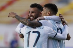 Brasil y Argentina ganan altura (Resumen)
