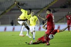 (1-2) Ecuador alarga la racha negativa de la selección de Panamá en 2018