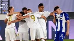 Real Madrid marcha firme rumbo al título