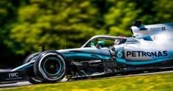 Mercedes toma el mando en Silverstone