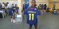 La futbolista colombiana Leidy Asprilla falleció en accidente de carretera