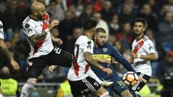 Boca y River presentaron últimos argumentos al TAS sobre final Libertadores