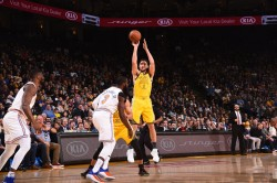 Warriors se exhiben; Raptors y Nuggets sufren (Resumen)