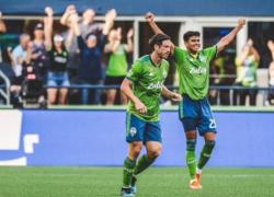 Arreaga levanta el título de la MLS con los Sounders de Seattle
