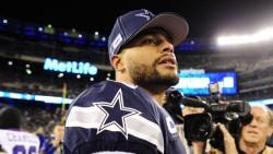 Cowboys acaban líderes al término de la novena semana (Resumen)
