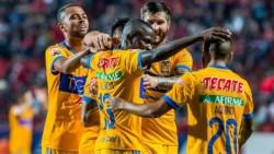 Tigres superó a Xolos en duelo de ecuatorianos