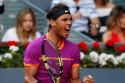 Roger Federer, baja en Cincinnati; Rafa Nadal será número uno