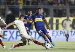Russo se estrena como técnico de Boca Juniors con triunfo ante Universitario