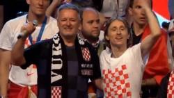 Críticas a selección croata por mostrarse con cantante considerado filonazi