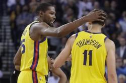 Durant, Irving, Westbrook y Whiteside se visten de líderes ganadores (Resumen)