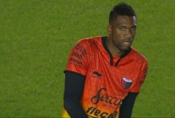 Domínguez, la figura de Colón en la clasificación a Sudamericana