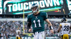 Eagles son líderes destacados de la NFL; Brady y Jones logran marcas (Resumen)