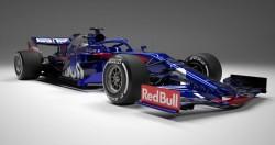 Toro Rosso y Williams presentan sus nuevos bólidos para 2019
