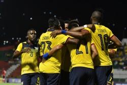 (3-0) De la mano de Valencia, Ecuador goleó a Trinidad y Tobago