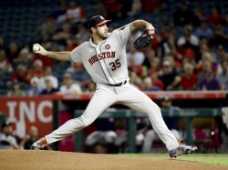 Los Astros tienen la opción de barrer en la nominación de premios
