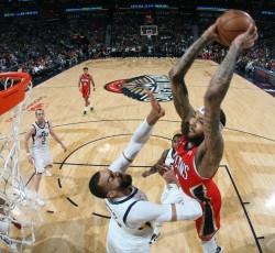Pelicans cortan a Jazz racha triunfal; los Bucks siguen imparables (Resumen)
