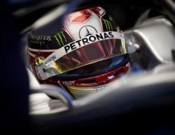 """Hamilton: """"Aún estamos en la pelea y en una buena posición"""""""