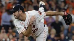 Verlander buscará romper mala racha y dar título a Astros