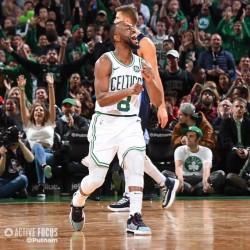 Celtics y Lakers imponen sus condiciones; Rockets y Raptors se consolidan (Resumen)