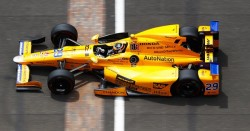 Alonso competirá en las 500 Millas de Indianápolis con McLaren en 2019