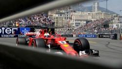 Hamilton golpea y Vettel responde con autoridad