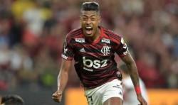 """Bruno Henrique: """"Todo el mundo está esperando este partido"""""""