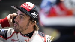 "Alonso: ""Soy optimista, confío en que podamos ganar aquí en Sebring"""