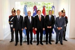 Argentina, Uruguay, Paraguay y Chile hacen cónclave para el Mundial 2030