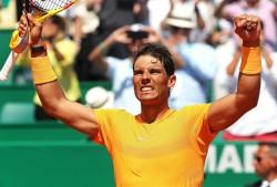 Nadal buscará ante Nishikori su undécimo título en Montecarlo