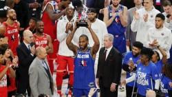 El homenaje a Bryant y el nuevo formato, grandes triunfadores del All-Star