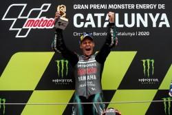 Tercera victoria de Quartararo que recupera el liderato del Moto GP