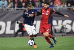 Compleja lucha por los playoffs en la MLS (Resumen)
