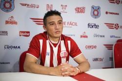 Jacob Murillo fue presentado en el Náutico