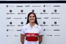 Tatiana Calderón, promovida a piloto de pruebas de Alfa Romeo Sauber F1 Team