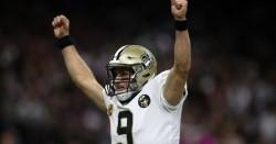 Jugadores de la NFL y LeBron James alaban nueva marca de Drew Brees