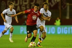 Fernando Gaibor se perfila como titular en la Copa Sudamericana