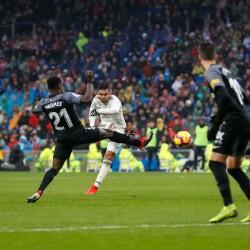 El Real Madrid encuentra su mejor versión