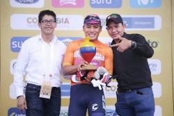 Molano brilla y gana su segunda etapa en línea; Caicedo sostiene el liderato