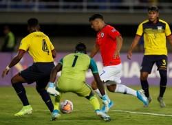 Argentina y Chile luchan por el liderato, Ecuador se juega sus últimas cartas (Previa)