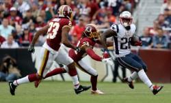 (7-33) Brady y los Patriots arrollan a Redskins y siguen invictos