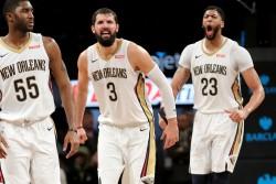 (149-129)Un Mirotic sensacional lidera segundo triunfo consecutivo de Pelicans