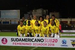 Colombia se desquita ante Ecuador de la goleada de Paraguay