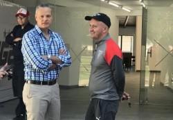 Paz le pide disculpas a la hinchada de Liga