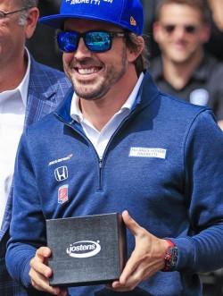 Fernando Alonso quiere hacer historia de nuevo