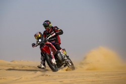 Barreda gana décima etapa y Brabec está más cerca de lograr su primer Dakar